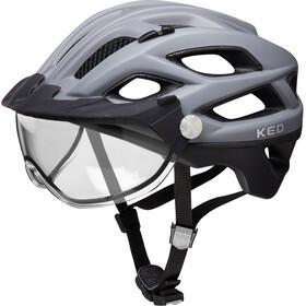 KED Covis Lite Helmet grey black matt